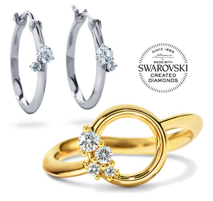 d07486666d09 Fall In Love With A New Diamond. DIAMA is the first collection featuring  exclusively Swarovski Created ...
